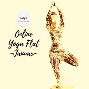 Satya Yoga Quartier Januar Flat